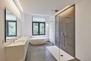 Arredare bagno Casa Roma