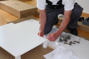 Smontaggio e montaggio mobili Roma